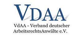 Mitglied im VdAA Logo externe Website Link