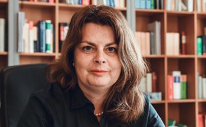 Pia Tschierschwitz Portrait